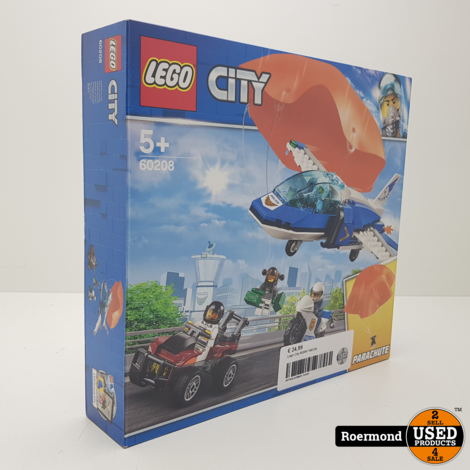 Lego City 60208 I NIEUW