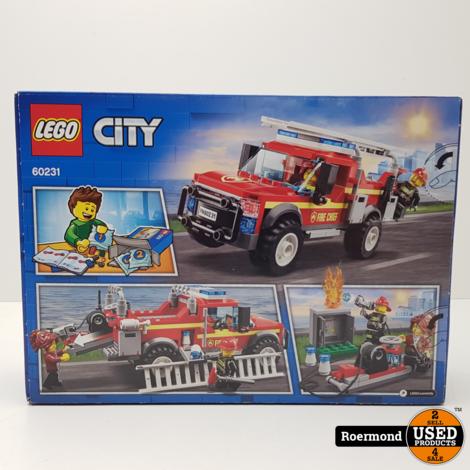 Lego City 60231 I NIEUW