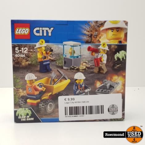 Lego City 60184 I NIEUW