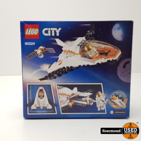 Lego City 60224 I NIEUW