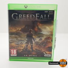xbox one Xbox One Greed Fall Game I ZGAN