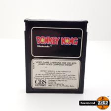 Atari Donkey Kong Game I GEBRUIKT