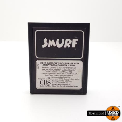 Atari Smurf Game I GEBRUIKT