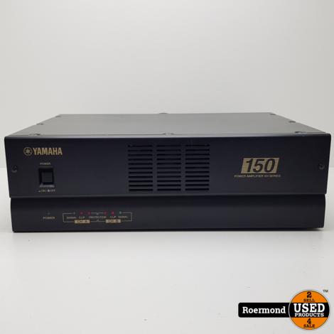 Yamaha XH-150 Stereo versterker 150W/kanaal   Gebruikt