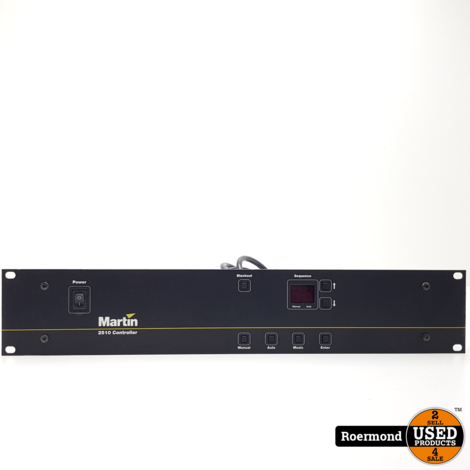 Martin 2510 Controller 32 Kanaals | Zgan