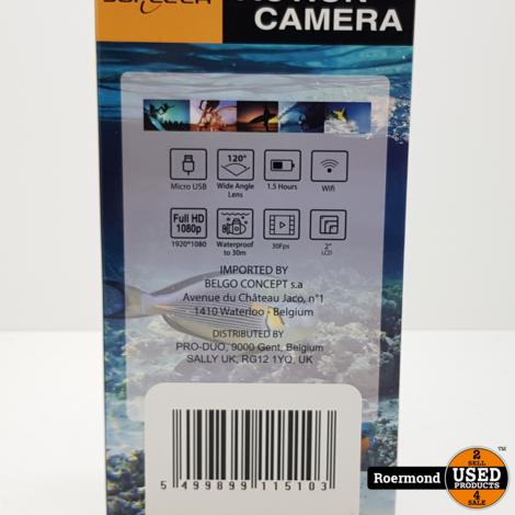 Softech Action Camera Full HD Wifi || Nieuw