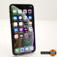 iphone iPhone X 64GB Space Grey I ZGAN