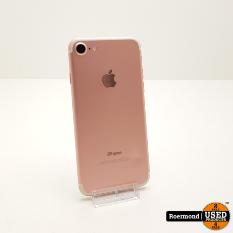 iPhone 7 32GB Rose Gold I ZGAN
