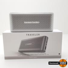 Harman Kardon Traveler Silver Bluetooth Speaker I NIEUW
