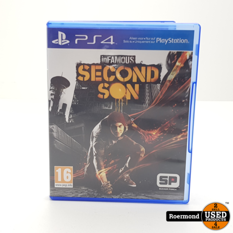 Second Son Ps4 | Zgan
