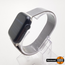 Apple Apple iWatch series 5 40MM Space Gray Milano band