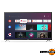 "Sharp Sharp 55BL2 55"" 4K Ultra-HD Android Smart TV | Nieuw 2jr garantie"