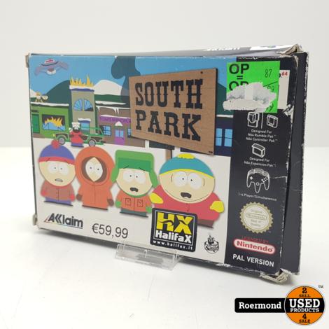 South Park I Nintendo 64 Game