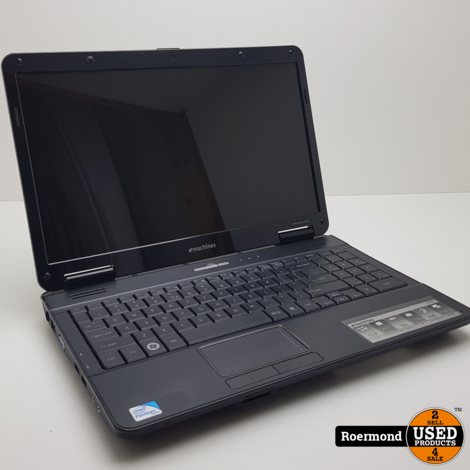 eMachines E725 iP /4Gb /320Gb HDD Laptop | Gebruikt