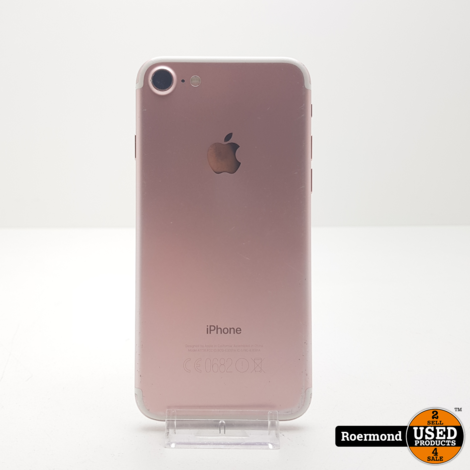 Apple iPhone 7 128GB Rose Gold | Gebruikt