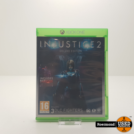 Xbox One | Injustice 2 Deluxe edition