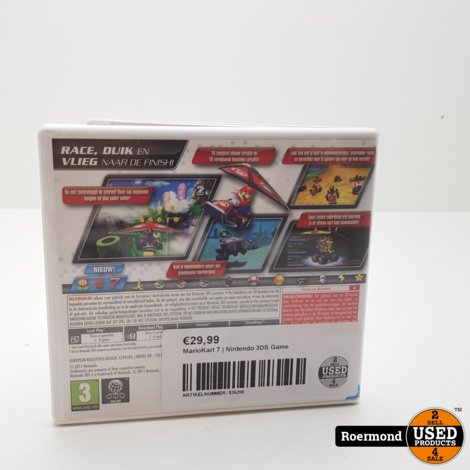 MarioKart 7 I Nintendo 3DS Game