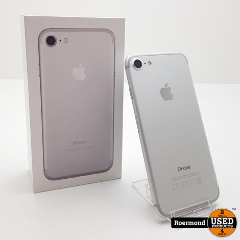 Apple iPhone 7 32Gb Silver | Gebruikt