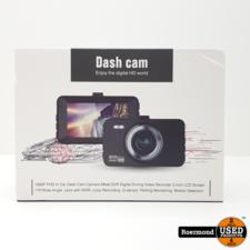 Dash Cam Camera I Nieuw