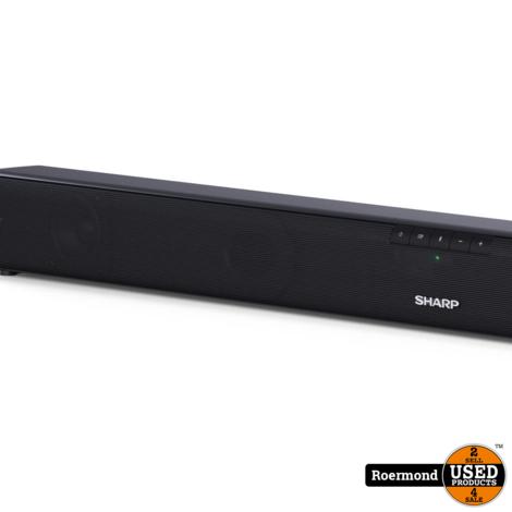 Sharp HT-SB110 2.0 Soundbar   Nieuw 2jr Garantie