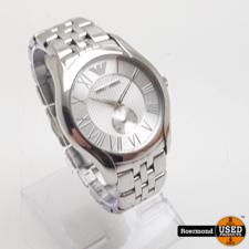 Emporio Armani Armani  AR-1788 Horloge I Gebruikt