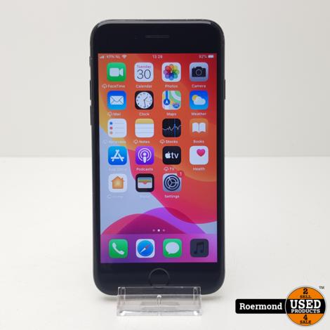 Apple iPhone 7 32Gb Mat Zwart | Nette staat