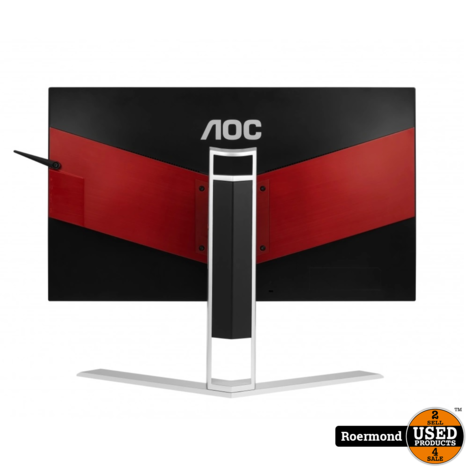 "AOC AG241QX 23,8"" QHD 1ms 144Hz Monitor   Gebruikt"