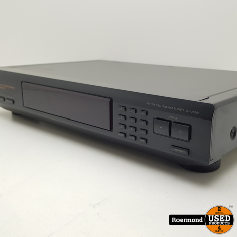 Sony ST-JX661 Stereo FM/AM Tuner | Nette staat