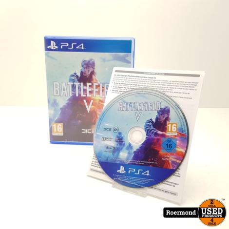 Battlefield V Game || Playstation 4 (PS4) Game