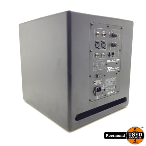 Power Dynamics Galax 10S Studio Monitor Subwoofer | Nieuw
