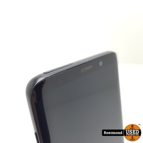 Samsung Galaxy S9 Plus 64Gb Midnight Black | Nette staat
