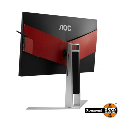 "AOC AGON AG241QX 23,8"" QHD 1ms 144Hz Free-Sync TN Gaming Monitor   Nette staat"