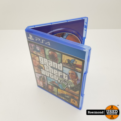 PS4 | Grand Theft Auto V (GTA 5)