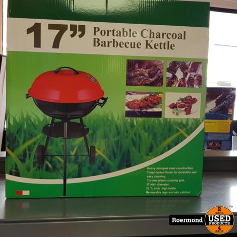 17 inch Weber model Barbecue | NIEUW