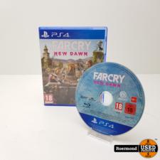 PS4 PS4   FarCry New Dawn