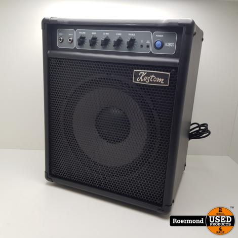 Kustom 20W Bass Combo KXB20 I Nieuw