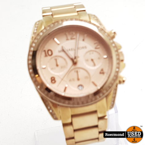 Michael Kors Horloge MK-5263 I Gebruikt