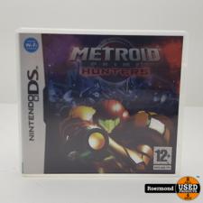 Nintendo Metroid Prime Hunters I Nintendo DS