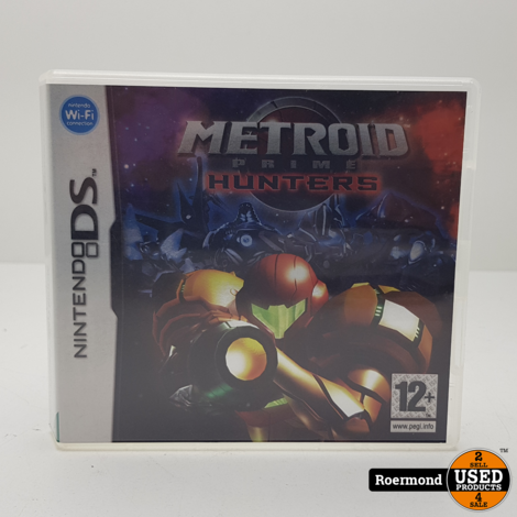 Metroid Prime Hunters I Nintendo DS