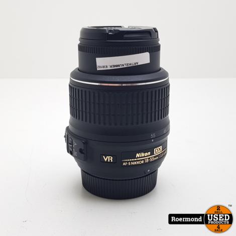 Nikon 18-55mm 1:3.5-5.6g vr Lens I ZGAN