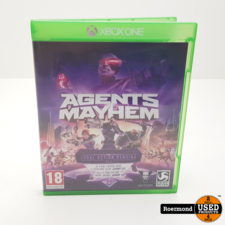 XBOX One | Agents Of Mayhem