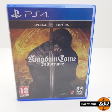 PS4 | KingdomDome Deliverance