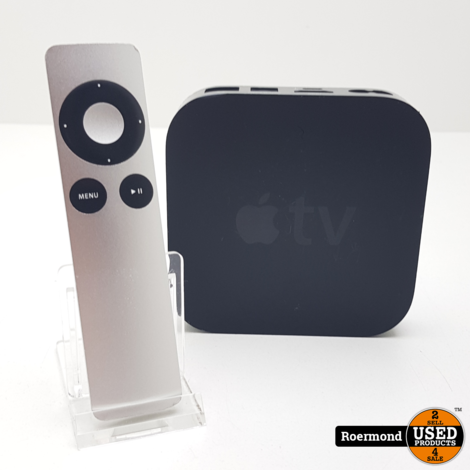 Apple TV 3de Gen incl. AB | Zgan