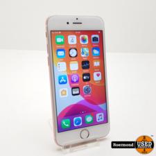 Apple iPhone 6S 64GB Rose Gold I ZGAN MET GARANTIE