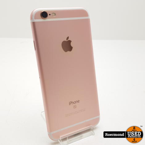 iPhone 6S 64GB Rose Gold I ZGAN MET GARANTIE