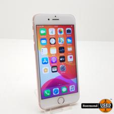 Apple iPhone 6S 128GB Rose Gold I ZGAN MET GARANTIE