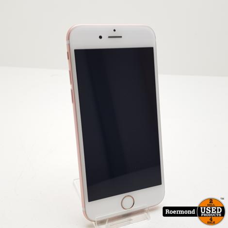 iPhone 6S 128GB Rose Gold I ZGAN MET GARANTIE