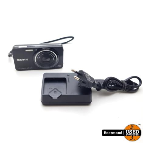 Sony DSCW570 16Mp Compact Camera met lader   Gebruikt