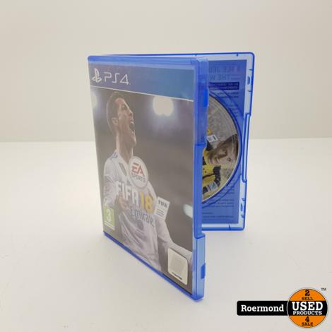 PS4 | Fifa 18