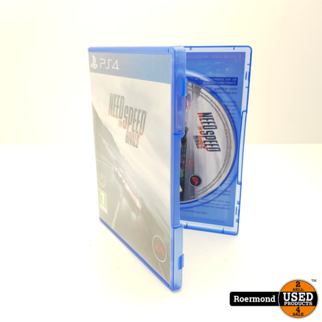 PS4 | Need For Speed Rivals